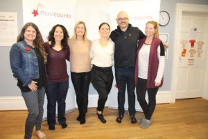 MusiCounts donation to Saint Kateri