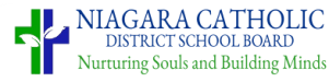 logo for the Niagara Catholic District School Board